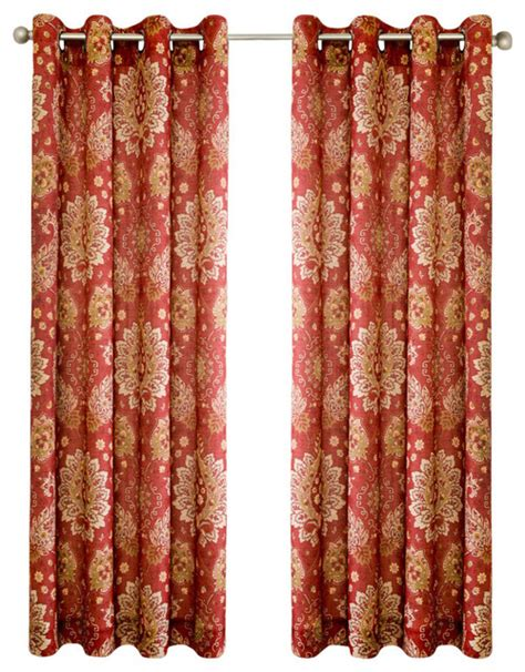 red curtains with grommets red drapes with grommets 28 images 2 panels solid red