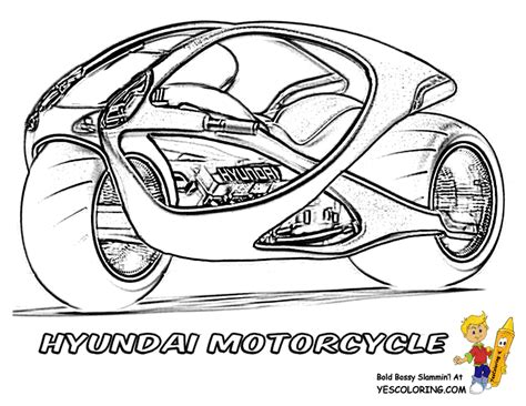 kingly coloring pages to print motorcycle free