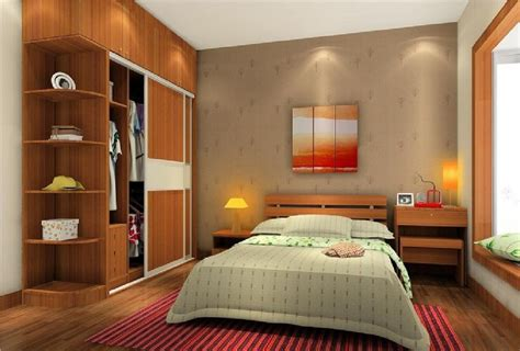 bed room interiors 3d house
