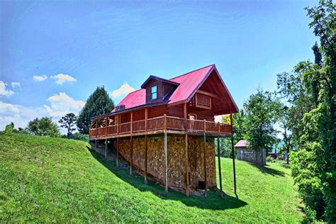 East Tn Cabin Rentals by East Tennessee Resort Vacation Rental Rainbow Ridge Resort