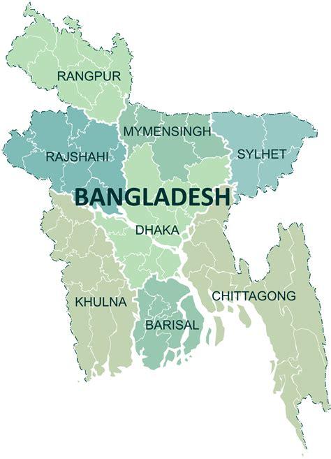 map of bangladesh list of airports in bangladesh
