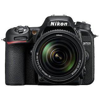 nikon d7500 with af s vr nikkor 18 105mm vr lens kit: buy