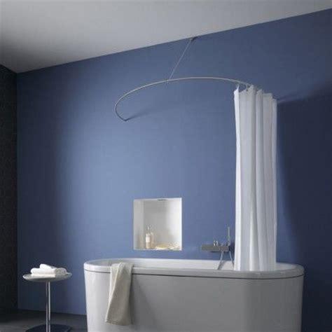 Curved Shower Curtain Rail Dulce Casa Pinterest