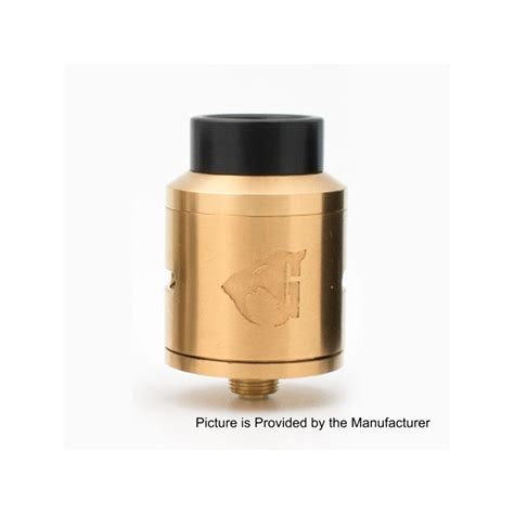 Lsd Le 86 24 Rda Stainless Edition buy deathwish wish style rda rebuildable