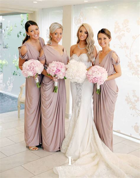 Stylish Bridesmaid Dresses Your Girls Will Love   MODwedding