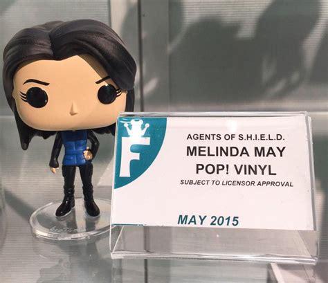 Funko Agents Of Shield Melinda May Pop Vinyl F5120 fair 2015 funko melinda may pop vinyls figure