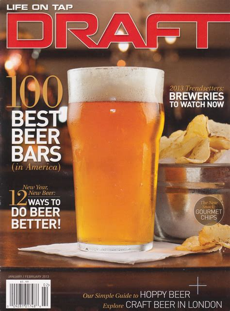 Top 100 Bars by The Porter Bar Draft Magazine Top 100 Bars