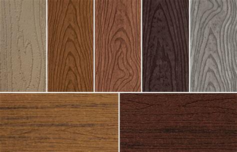 timbertech colors deck materials trex vs timbertech or others