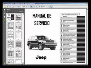 jeep grand cherokee zj manual de servicio taller