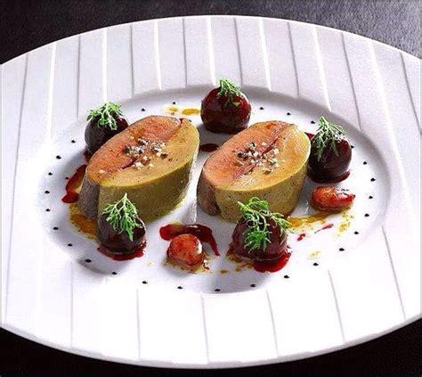 dressage des plats en cuisine 17 meilleures images 224 propos de le foie gras sur