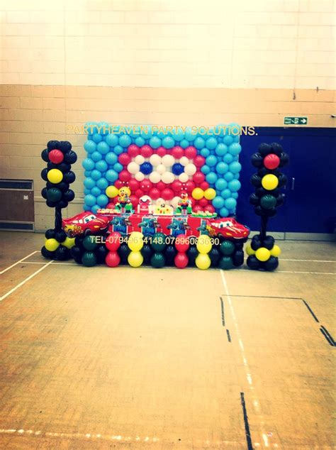 cars theme decorations 17 best images about cars on cars balloon