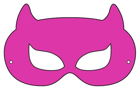 printable masks superhero clipart best