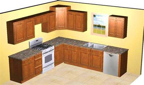 10 X 10 Kitchen Design Pictures Of 10x10 Kitchens Best Home Decoration World Class