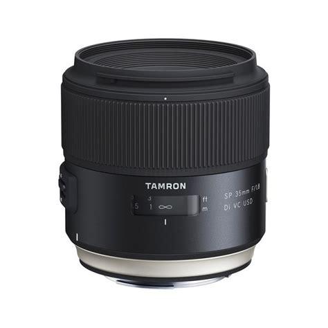 Tamron Sp 35mm F 1 8 Di Vc Usd tamron objectif sp 35mm f 1 8 di vc usd canon