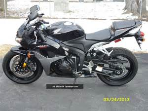 2007 Honda Cbr 600 2007 Honda Cbr 600rr