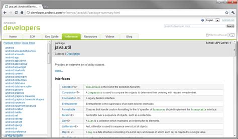 javadoc tutorial learn java for android development javadoc code