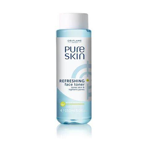 Pureskin Toner skin refreshing toner oriflame shop buy