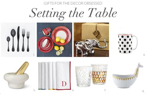 Haute Gift Guide For The Decorating by So Haute Gift Guide 2013 Gifts For The