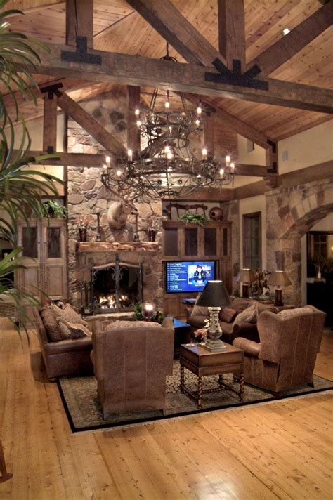rustic family rooms 241 best images about ceiling trusses and arched beams on
