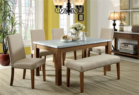 dining room set with bench modern bench style dining table set ideas homesfeed