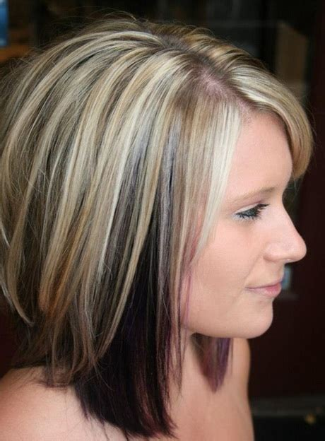 medium length hairstyles with lowlights highlight with lowlights hairstyles rachael edwards