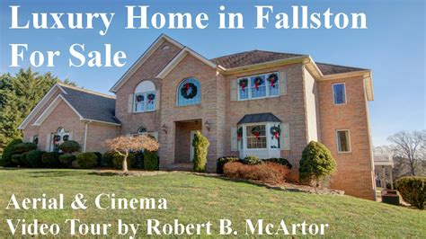 luxury home in harford county for sale 3226 fallston road