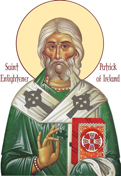 who is st st patrick s creed persona