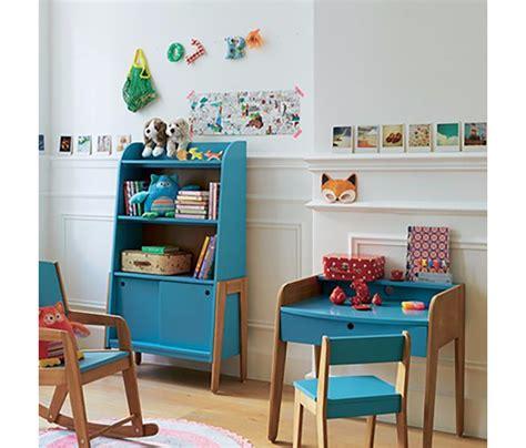 fabulous chambre duenfant mobilier vintage bleu with