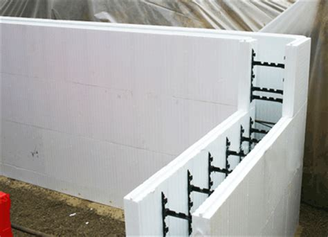 foam basement forms icf inspection and termites internachi