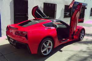 Lamborghini Doors For Sale C7 Corvette 2014 Bolt On Lambo Doors Vertical Doors