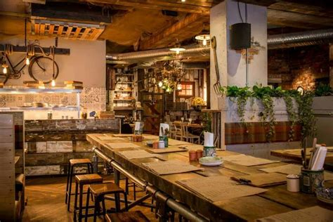 Potting Shed Bar 6 of the best craft bars in edinburgh scotsman food and drink