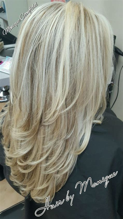low lights long layers hairstyles how to blonde highlights and lowlights hairstyles long layers jpg