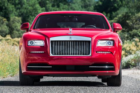 2014 rolls royce wraith front view photo 2