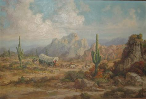 david swing artist historical arizona art