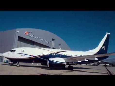 Amac Aerospace Amac Aerospace Creating The Bbj Demonstrator