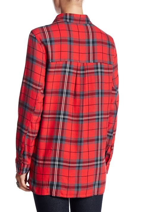 Oversized Flannel abound oversized flannel shirt nordstrom rack