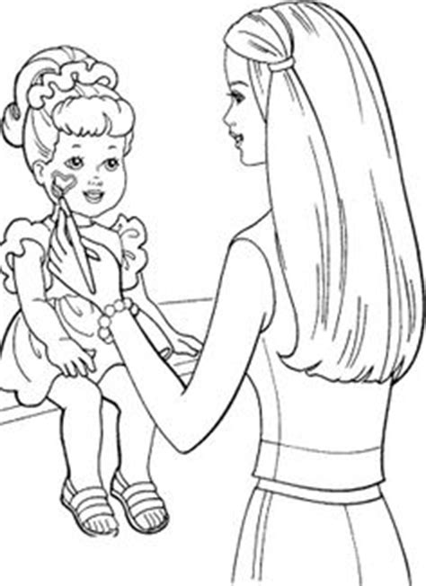 barbie bike coloring page face barbie doll coloring pages kids coloring pages