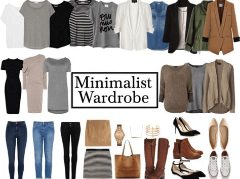 how to make a minimalist wardrobe chic obsession