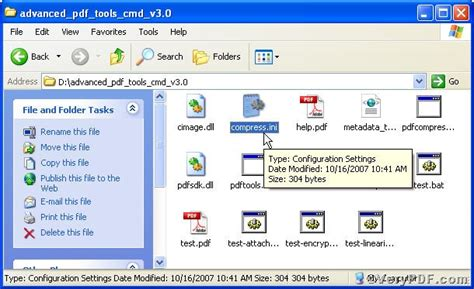 compress pdf command line remove pdf embedded files to reduce pdf size verypdf