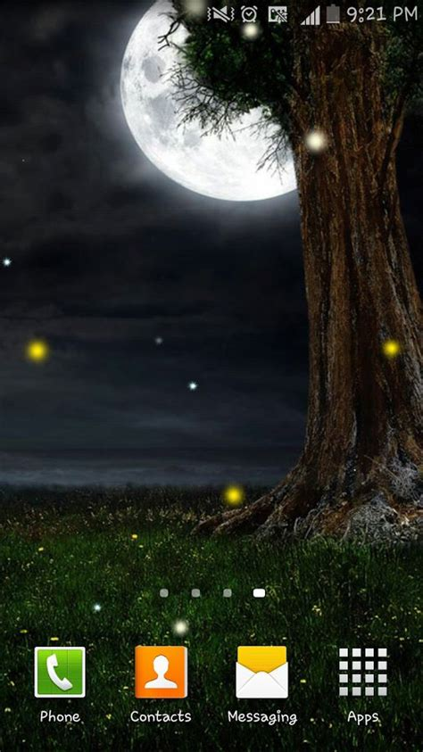 live wallpaper free for android fireflies 3d live wallpaper free for android mobile phone