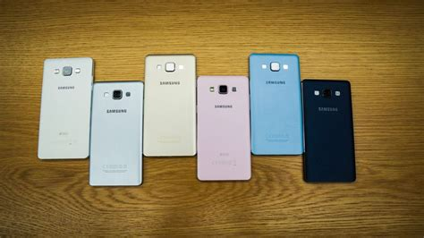 Bumper Samsung Galaxy A3 A 3 Alumunium Side And Backcase 3 samsung galaxy a5 and a3 release date news price and specs cnet