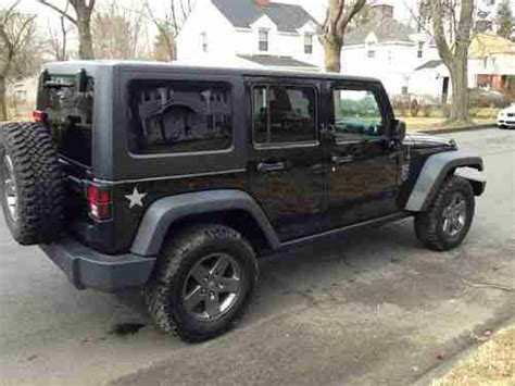 2011 Call Of Duty Jeep For Sale Purchase Used 2011 Jeep Wrangler 4x4 Call Of Duty Black