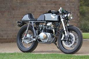 Honda Cafe Racers Honda Cb350 Limited Edition Cafe Racer Return Of The