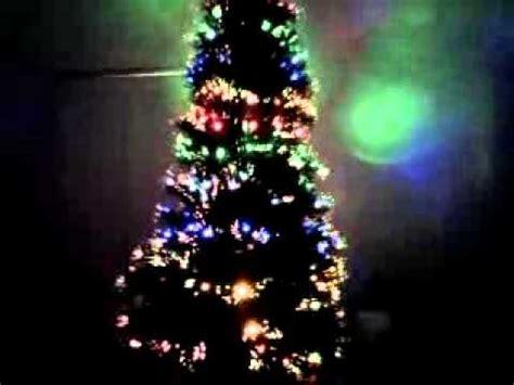 arboles de navidad con luz led y fibra optica unicos