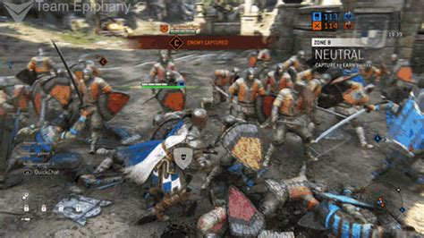 for honor: insane pvp gameplay as a knight for honor