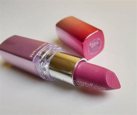 Maybelline Watershine Lipstick day 6 of 30 maybelline watershine diamonds 304
