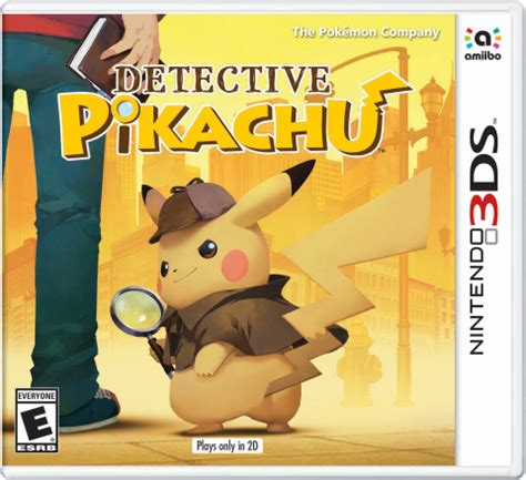 detective pikachu now available to pre order for nintendo