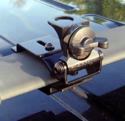 Luggage Rack Antenna Mount by Mounts Brackets Only Comet Antenna