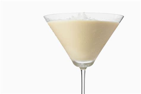 impressive coconut martini recipe with vodka and rum