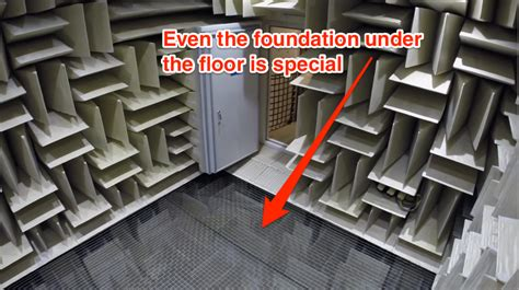 how to keep sound out of your room i spent 5 minutes inside the quietest room in the world and almost lost my mind